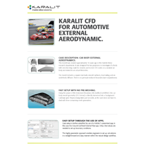 KARALIT CFD for Automotive